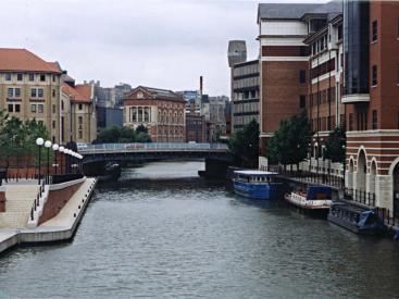 Bristol's Floating Harbour