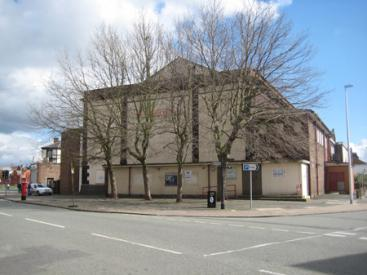 Victoria Road, Widnes - Queen's Hall