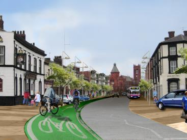 Victoria Road, Widnes - Future?