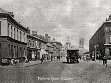 Victoria Road, Widnes - Past