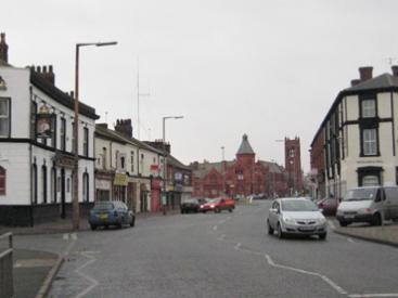Victoria Road, Widnes - Present