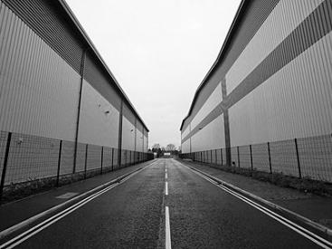 Trafford Park Warehouses