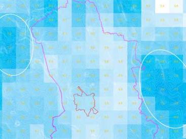 Stoke Wind Map