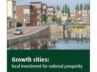 Growth cities