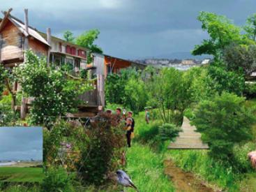 Irvine Bay - Stevenston Eco Village