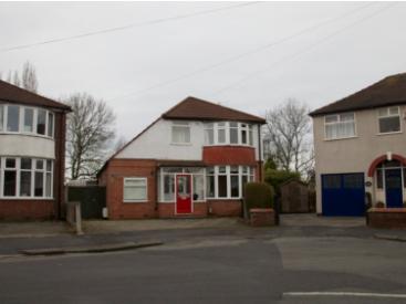 Trafford Eco-House