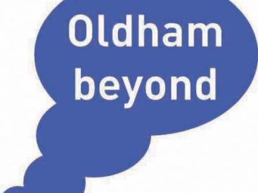 Oldham Beyond Logo