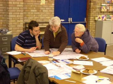 Consultation in Hollin