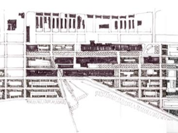 A sketch masterplan